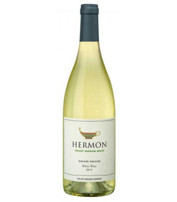 MOUNT HERMON WHITE 2012 YARDEN Galilee Israel Kosher