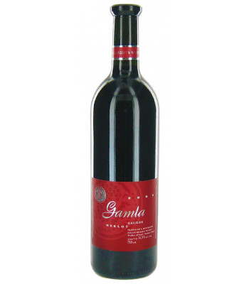 Merlot Gamla 2008 Israel Golan Heights Winery
