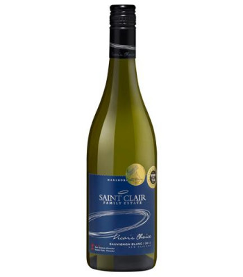 Sauvignon Blanc 2013 Saint Clair Vicars Choice Malborough