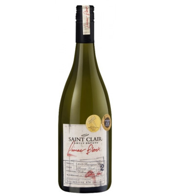 Sauvignon Blanc Pioneer Block 3 Saint Clair Malborough, obj. 0,75L. , Alk: 13% obj.
