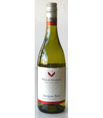 SAUVIGNON BLANC 2015 Marlborough Villa Maria Estate Private Bin, Nový Zéland, obj. 0,75 L., Alk 12 % obj.